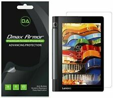 """Dmax Armor Clear Screen Protector for Lenovo Tab 4 10 3-Pack 10.1/"""""""