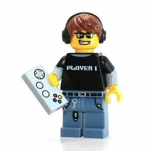 LEGO MINIFIGURE SERIES 12 VIDEO GAME GUY 71007 BUY ANY 3 GET 4TH FREE