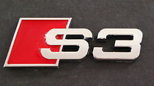 S3 Badge A3 S3 RS3 S Line Audi Sport