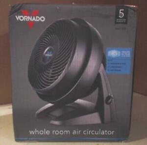 NEW OPEN BOX Vornado 630 Mid-Size Whole Room Air Circulator - CR1-0074-06 $100