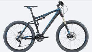 Cube AMS 130 Pro mtb Bike