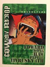 Cowboy Bibop Carddass Masters 37