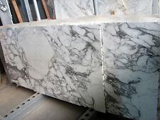 Tischplatte Marmorplatte weiss Arbeitsplatte EXTRA dünn  12mm stark Naturstein