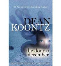 Dean KOONTZ / The DOOR to DECEMBER        [ Audiobook ]
