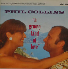 "East - Buster - Phil Collins "" A GROOVY KIND OF LOVE "" Single 7 "" (I948)"