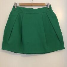 Zara TRF Skirt ~ Tulip ~ Green ~ 38