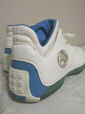 premium selection e9107 36bd4 Nike Air Jordan XVIII 18 Low WHITE CHROME UNIVERSITY BLUE GREY US MEN Size  15