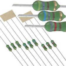3 x 20 Stück MOX Widerstand 1W 470-680-820 Ω 5% 6,4 x 2,4mm 0207 LED Widerstand