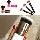 Kabuki Soft Face Flat Foundation Brush Blush Powder Contour Makeup Brushes Tools