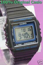 W-215H-8A  50m Casio Watch Unisex Digital Alarm Chronograph Resin Band New