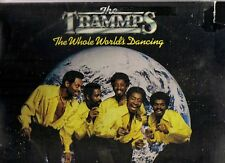 TRAMMPS LP *  SEALED *   THE WHOLE WORLDS DANCING