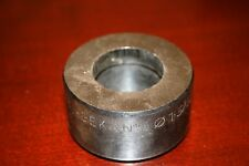 """Geka No 5 Female punch 1-3/32"""" for ironworker or turret punch"""