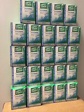 Opti-Free PureMoist Contact Lens Solution Lot of 24 travel kits (bottles + case)