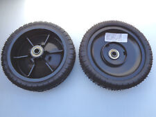 "2-PK AYP/Sears Craftsman 151161 8"" X 2"" Wheel & Tire Assembly, Black, NEW"