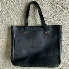 """Billy Tannery Large Leather Tote Bag """"Gote"""" RRP £395"""