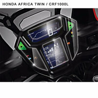 For Honda AFRICA TWIN CRF1000L Screen Protector Cluster Scratch Protection Film