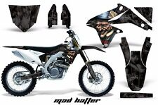 AMR Racing Suzuki Graphic Kit Bike Decal RMZ 450 Decal MX Part 08-15 MAD HATTER