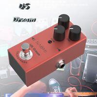 US Dream Distortion Electric Guitar Effect Pedal True Bypass