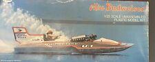 Vintage Testors Miss Budweiser Race Boat W/added Extra Chrome Parts Pack Allison