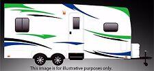 RV, Trailer Hauler, Camper, Motor-home Large Decals/Graphics Kits 24-k-5