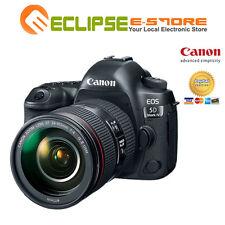 Brand New Canon EOS 5D Mark IV Kit 24-105mm f/4L Lens Digital SLR Camera IN BOX