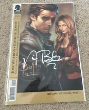 Buffy The Vampire Slayer Season 8 #2e Dark Horse signed Nicholas Brendon Comic