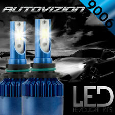 AUTOVIZION LED HID Headlight kit 9006 White for 1996-2016 Chevrolet Express 3500
