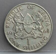 Kenia Kenya - 1 Shilling 1968 - KM# 5