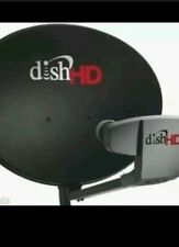 Dish Network 1000.2 HD FULL Satellite kit 110,119,129 West arc house boat , rv