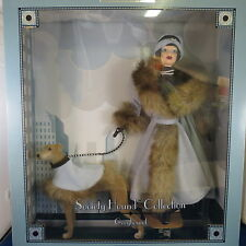 Society Hound Collection Greyhound 2000 Barbie Doll Limited Edition Nib Nrfb