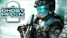 PS3 GAME GHOST RECON 2 BOXED/COMPLETE MINT BLURAY DISC NEW CONTENT ON PS3 GAME