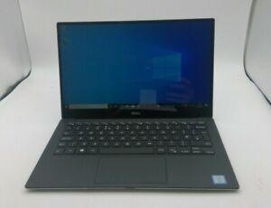 Dell XPS 13 9350   I5-6300U 2.40GHZ 8GB RAM 256GB SSD   Win 10P   UK keyboard