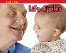Life Cycles (Acorn Watch It Grow)-ExLibrary