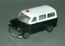 1/64 Scale 1960's Ford Transit Mk I Van Diecast Emergency Vehicle - Zylmex P335