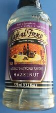 CAFE AL FRESCO SUGAR FREE HAZELNUT GOURMET SYRUP Good For COFFEE, TE ,DESSERTS