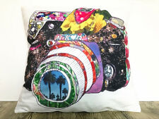 1x Simple Painting Camera Home Decor Sofa Cushion Covers Pillow Case 18x18