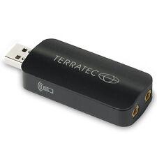 TERRATEC T5 TV Stick USB DVB-T Empfänger HDTV Fernsehen Am PC TV-Karte TOP