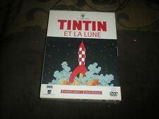 COFFRET 3 DVD TINTIN ET LA LUNE - COLLECTION TINTIN GLOBE-TROTTER