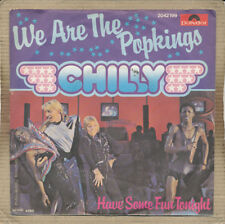 """7"""" Single - Chilly, We Are The Popkings"""