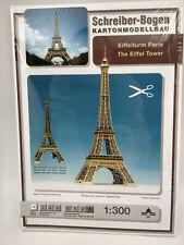 La Tour Eiffel maquette a monter en carton hauteur 106cm belle qualité
