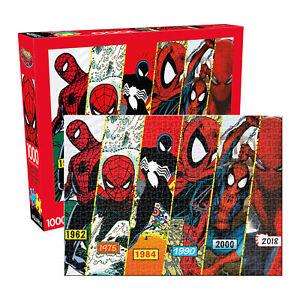 Marvel Spider-Man Timeline Jigsaw Puzzle 1000 pieces