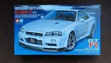 Nissan Skyline GTR R34 1/24