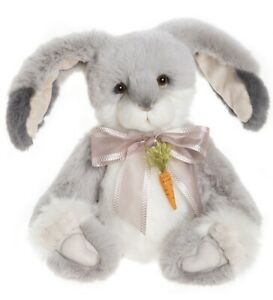 Cabbage Rose by Charlie Bears - plush collection bunny rabbit - CB202045B