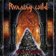 "CD RUNNING WILD ""PILE OF SKULLS - 2CD"". Nuevo y precintado"