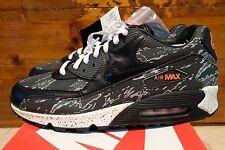 new product 5ee81 b18d6 2014 Nike Air Max 90 Premium Atmos Tiger Camo Black Grey 3M size 13