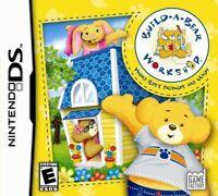 Build-A-Bear Workshop - Nintendo DS Game