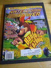 Nintendo Power Magazine Vol. #109 Banjo Kazooie Issue