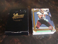 1991 Action Packed Football---NFLPA/MDA Awards---Complete Set 1-16---#2239/5000