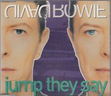 David Bowie - Jump They Say CD Single 6 Track Remixes German Pressing FASTPOST