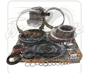Fits Ford 4R70W Transmission Raybestos Performance Deluxe 1 Rebuild Kit 04-On